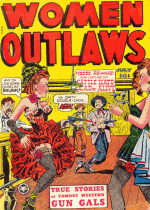 Thumbnail for Women Outlaws