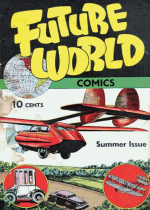 Cover For Future World Comics