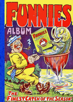 Cover For Funnies Album