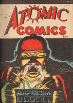 Thumbnail for Atomic Comics