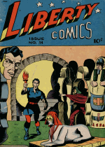 Thumbnail for Liberty Comics