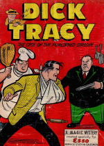 Cover For Dick Tracy