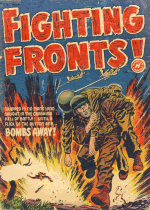Cover For Fighting Fronts