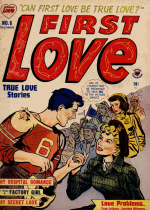 Cover For First Love Illustrated