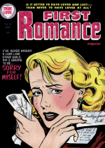 Thumbnail for First Romance Magazine