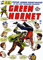 Thumbnail for Green Hornet Comics (1947 Series)