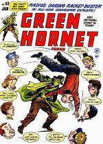 Cover For Green Hornet Comics (1947 Series)