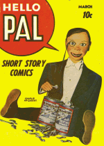 Thumbnail for Hello Pal Comics