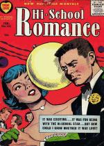 Cover For Hi-School Romance
