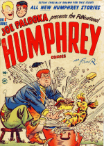 Cover For Humphrey Comics