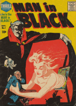 Cover For Man in Black