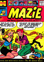 Cover For Mazie