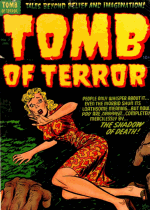 Cover For Tomb of Terror