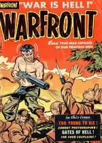 Cover For Warfront