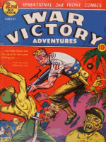 Cover For War Victory Adventures