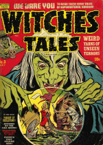 Cover For Witches Tales