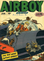 Cover For Airboy