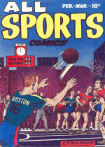 Cover For All Sports Comics