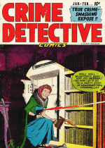 Thumbnail for Crime Detective Comics