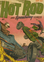 Thumbnail for Hot Rod and Speedway Comics