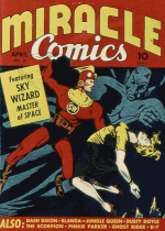 Thumbnail for Miracle Comics