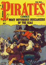 Thumbnail for Pirates Comics