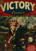 Thumbnail for Victory Comics
