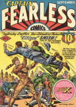 Cover For Captain Fearless