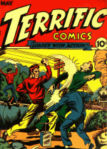 Cover For Terrific