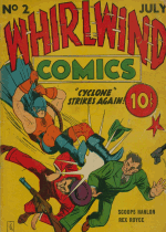 Thumbnail for Whirlwind Comics