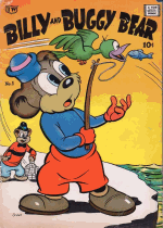 Cover For Billy and Buggy Bear