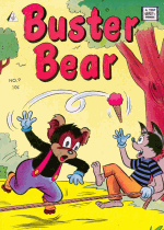 Cover For Buster Bear