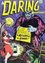 Cover For Daring Adventures