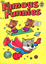Thumbnail for Famous Funnies