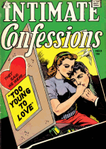 Cover For Intimate Confessions