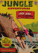 Cover For Jungle Adventures