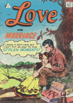 Cover For Love and Marriage
