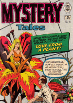 Cover For Mystery Tales