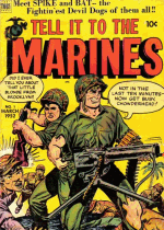 Cover For Tell It to the Marines