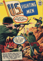Cover For U.S. Fighting Men