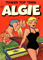 Cover For Algie