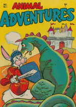 Cover For Animal Adventures