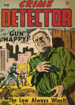 Cover For Crime Detector