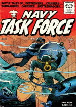Cover For Navy Task Force