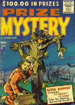 Cover For Prize Mystery