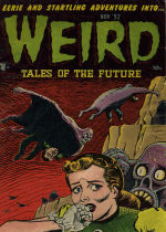 Thumbnail for Weird Tales of the Future