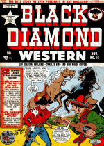 Cover For Black Diamond Western