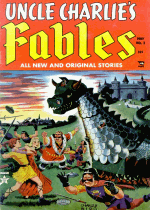 Cover For Uncle Charlie's Fables