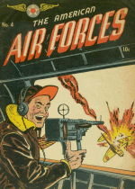 Cover For American Air Forces