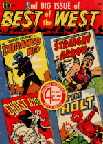 Cover For Best of the West